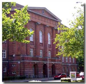 Terminsvertretung Kiel - Landgericht Kiel