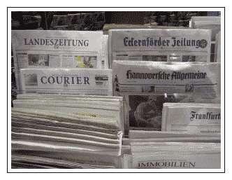 Bild: Meinungs- und Pressefreiheit
