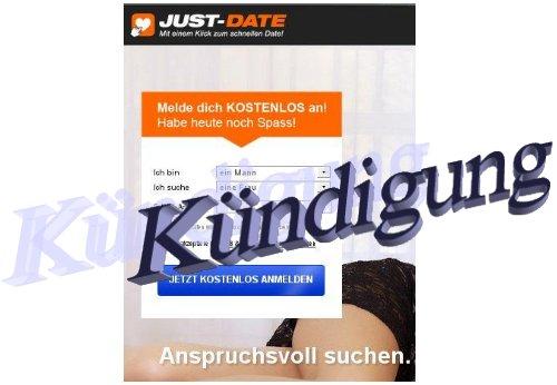 Kündigung bei Just-Date.de
