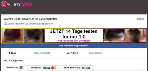 flirtygirls.de der Ideo Labs GmbH